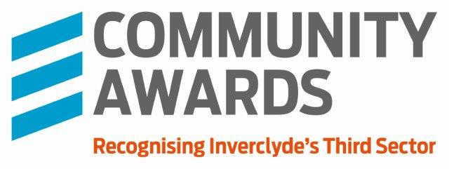 Inverclyde Community Awards logo